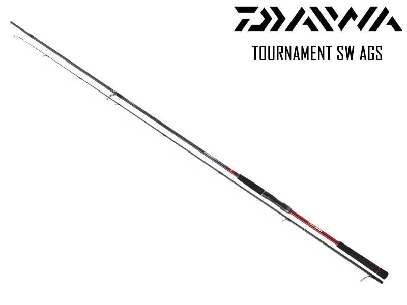 Daiwa Tournament SW AGS 902 H (Length: 2.74mt, C.W: 14-42gr)